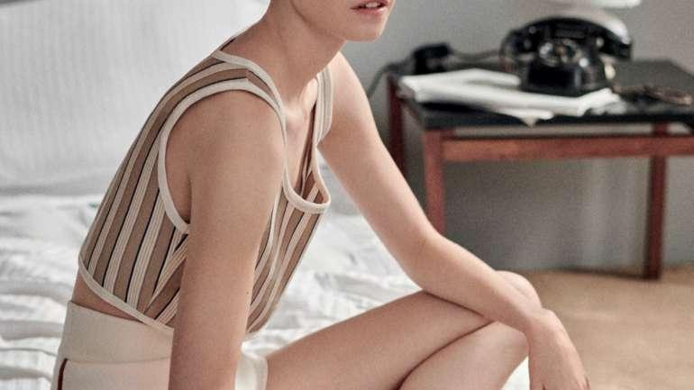 Vogue Russia le rinde homenaje a Jean Seberg