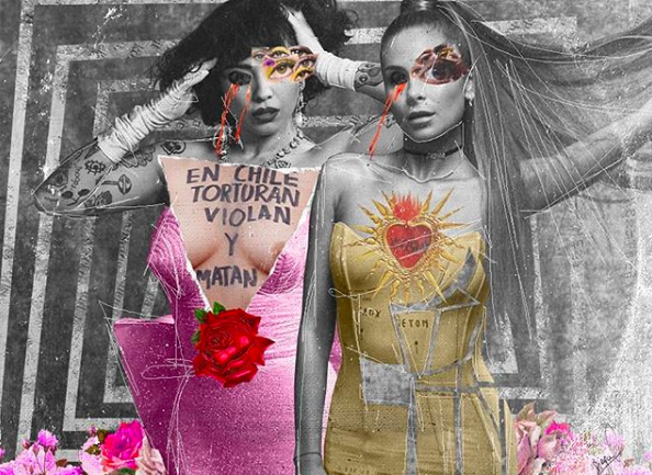 """Entrevista al ilustrador Diego Candia: """"Todo mi arte contingente sale desde la pena, la ansiedad, el espanto y el empoderamiento"""""""