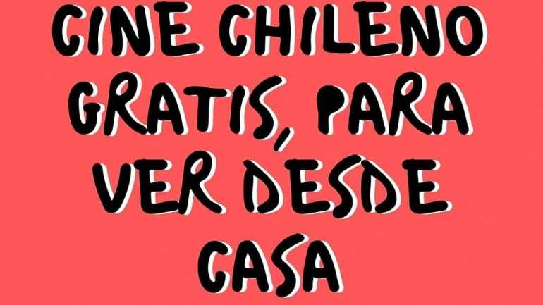 Cine chileno gratis, para ver desde casa