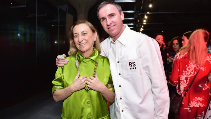 La colaboración, el futuro de la moda