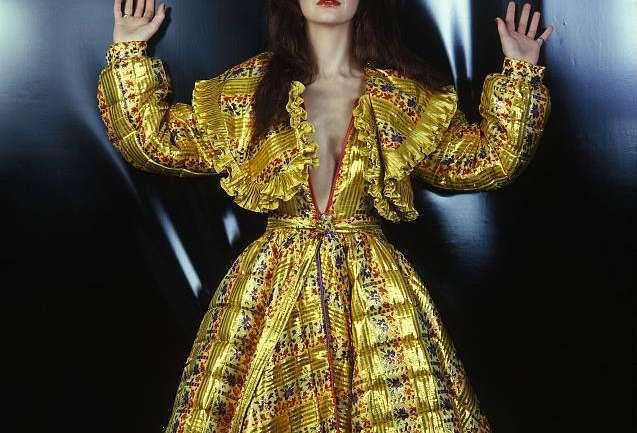 Pura fantasía: Los trajes de Fong Leng en los '70
