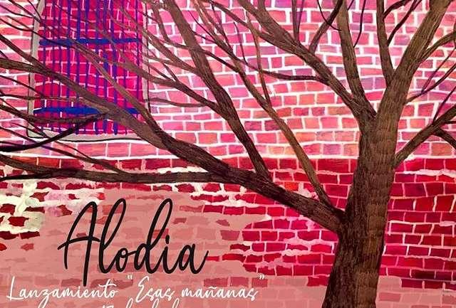 Alodia, cómo seguir lanzando música en tiempos de cuarentena