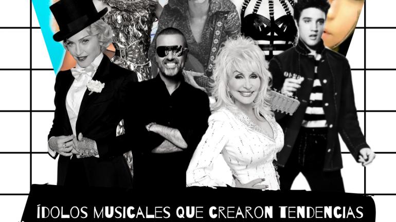 'Ídolos musicales que crearon tendencias', el nuevo curso de VisteLaCalle que inicia el 21 de abril