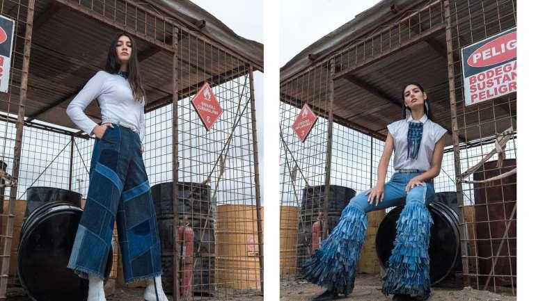 Sinergia, contraste y esperanza, los conceptos tras la nueva cápsula de la marca chilena Ente Upcycling