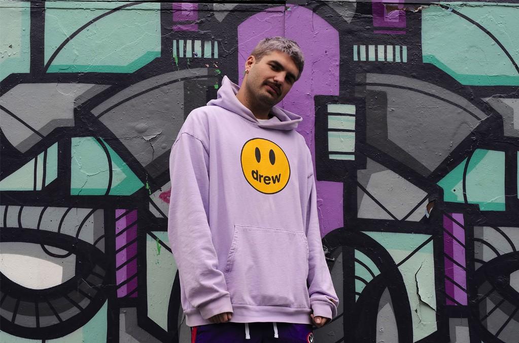 Gianpiero D'Alessandro, el diseñador e ilustrador detrás de la marca de Justin Bieber