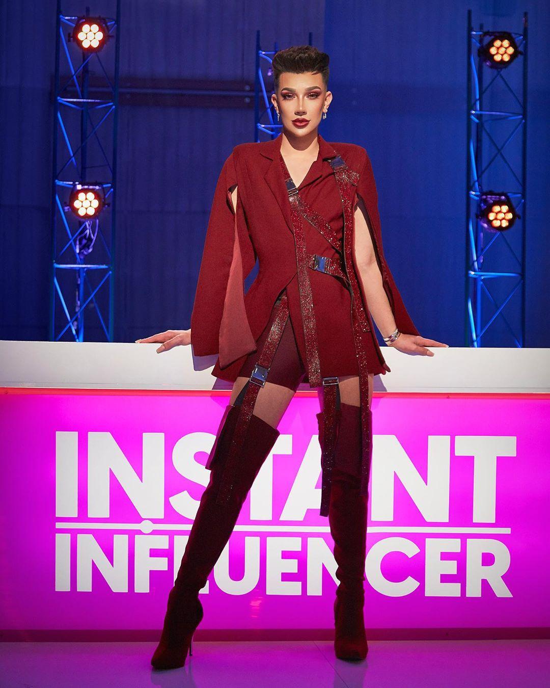 Instant Influencer: el reality show de James Charles