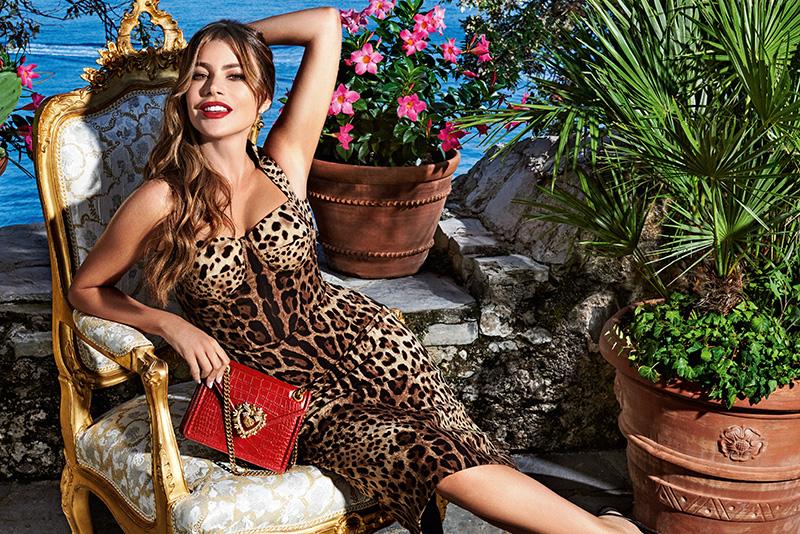 #TuttoAndràBene, la nueva campaña de Dolce & Gabbana con Sofía Vergara