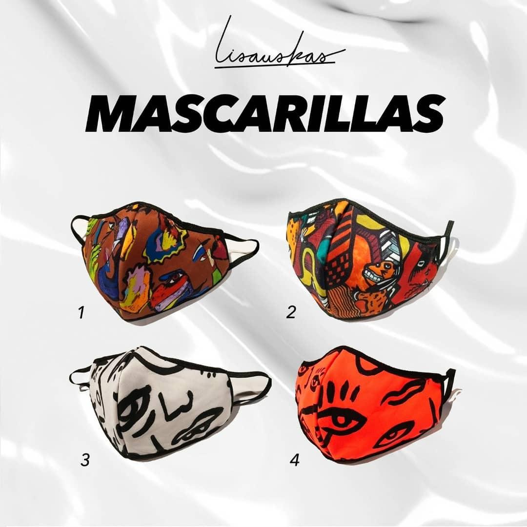 8 marcas chilenas que están creando mascarillas funcionales y cargadas de estilo