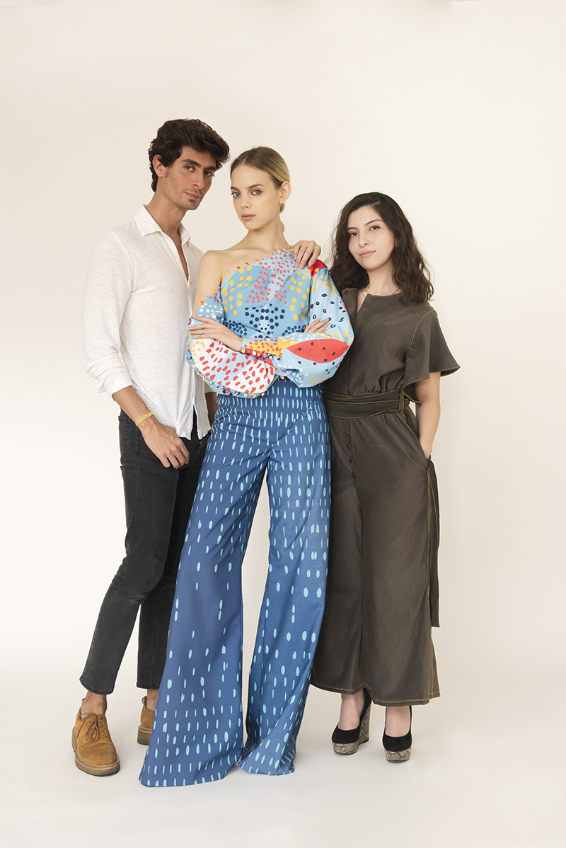 Kris Goyri X HP: moda y tecnología