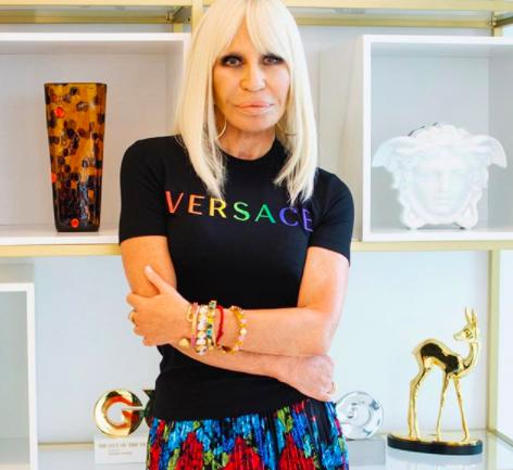 Versace x Pride