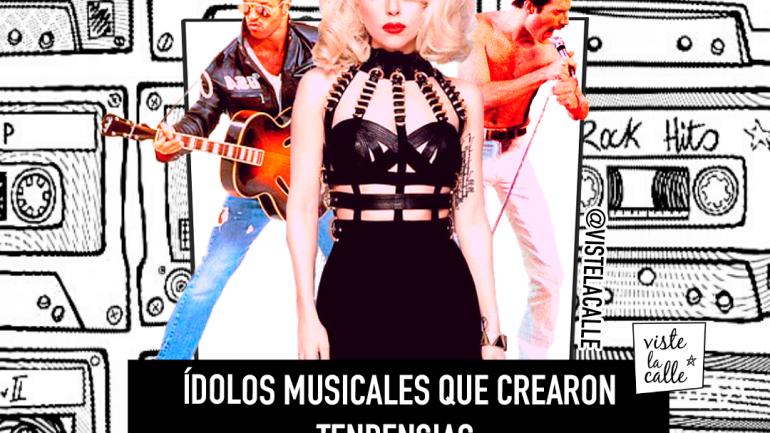 'Ídolos Musicales Que Crearon Tendencias', el nuevo curso de VisteLaCalle que comienza este 17 de junio