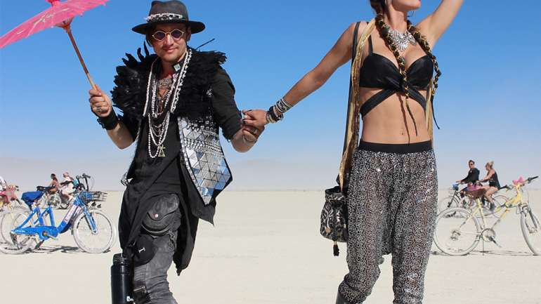 #RevisteLaCalle11: Burningman