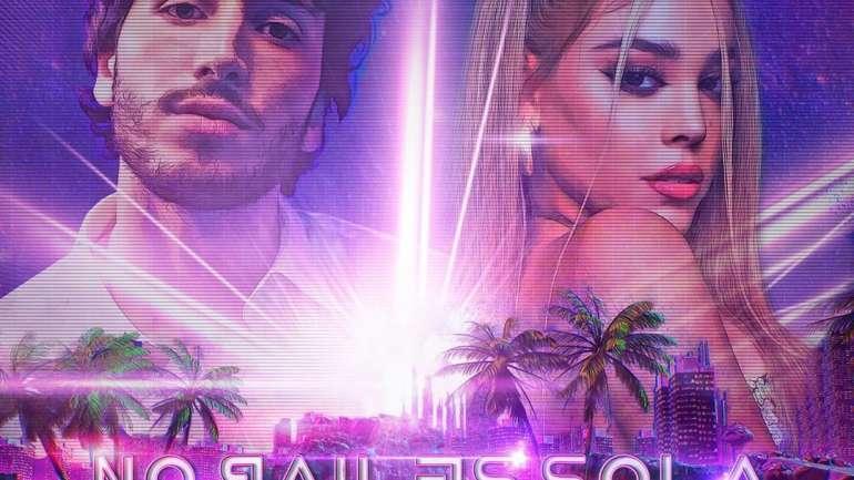 Danna Paola y Sebastián Yatra se unen, por primera vez, en una canción: 'No Bailes Sola'