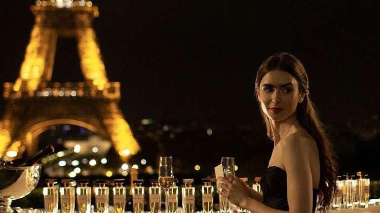 'Emily In Paris', la nueva serie de Netflix cuya protagonista es Lily Collins