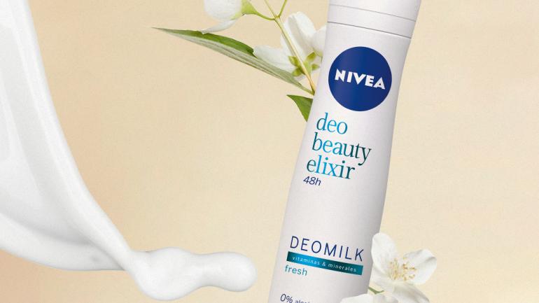NIVEA Deo Beauty Elixir, el mejor cuidado sin sacrificar protección