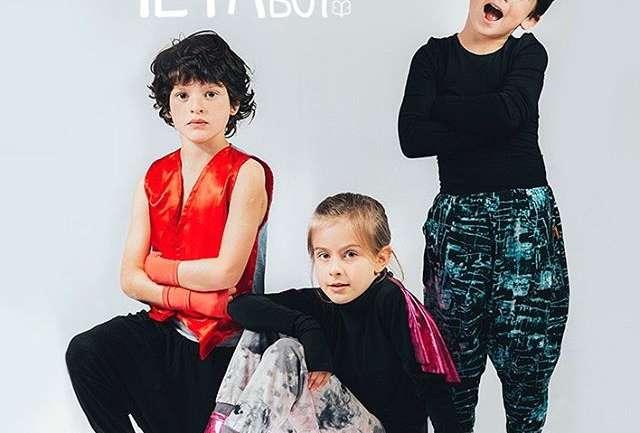 MetaBoy, ropa divertida y consciente para niños