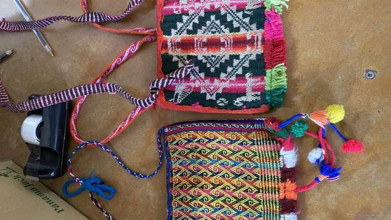 De Chile a Sydney: Los textiles aymaras de Piera Ceresa