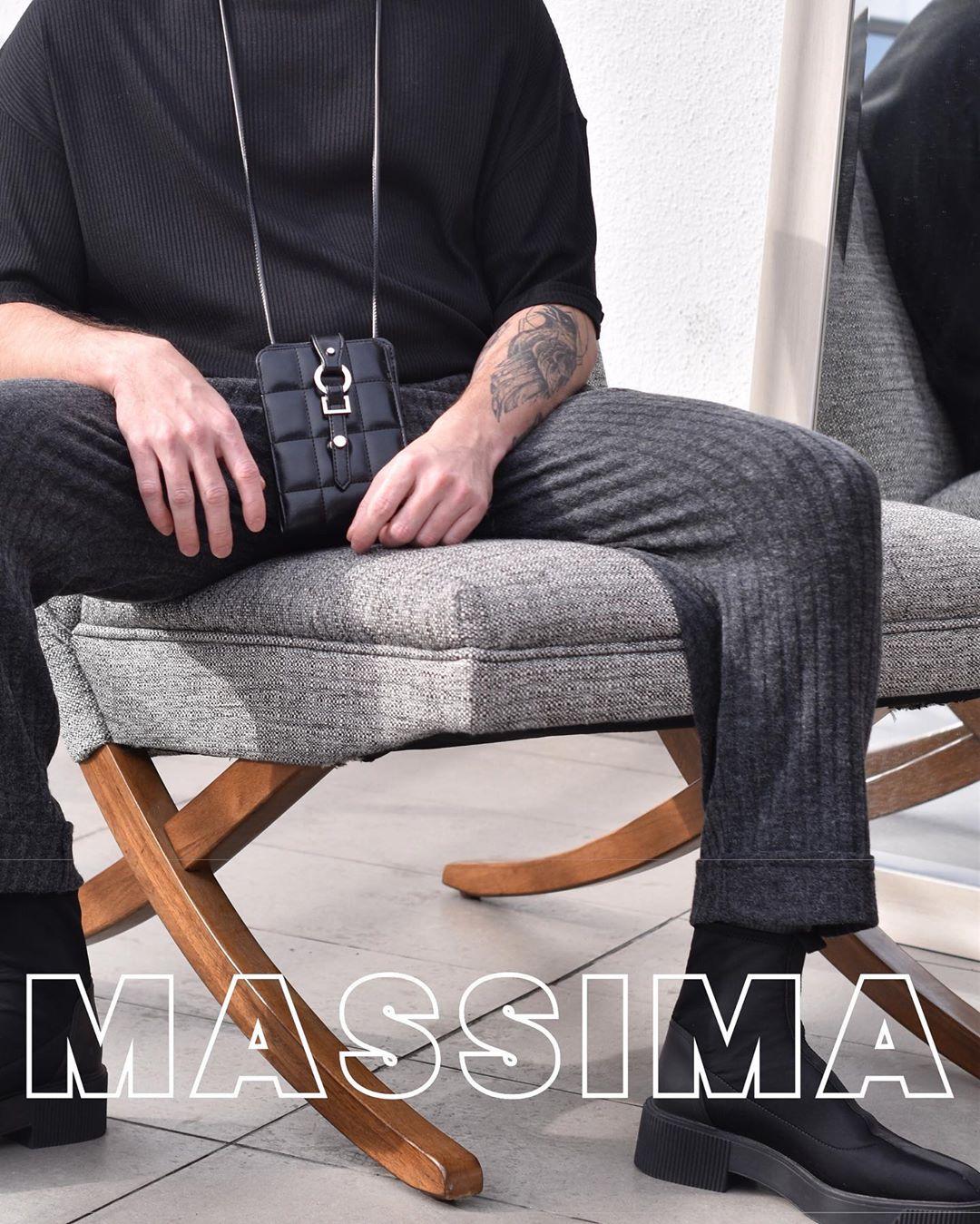 """Conversamos con @massima.shop, una nueva marca nacional: """"Acá no usamos etiquetas, eres libre de identificarte con cualquier prenda"""""""