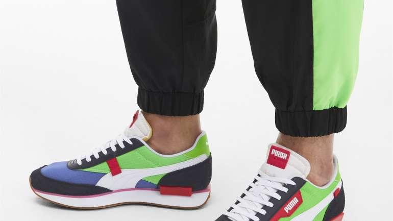 Future Rider y Style Rider: conoce las icónicas zapatillas ochenteras de PUMA