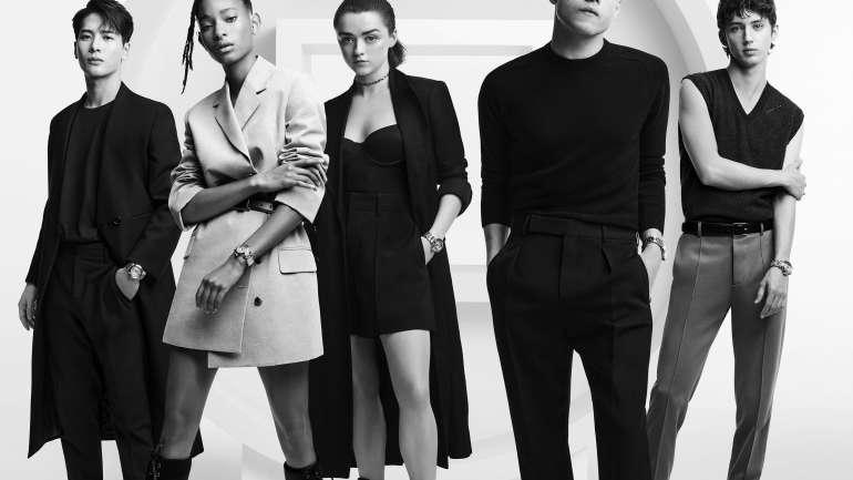 Rami Malek y los nuevos rostros de Cartier