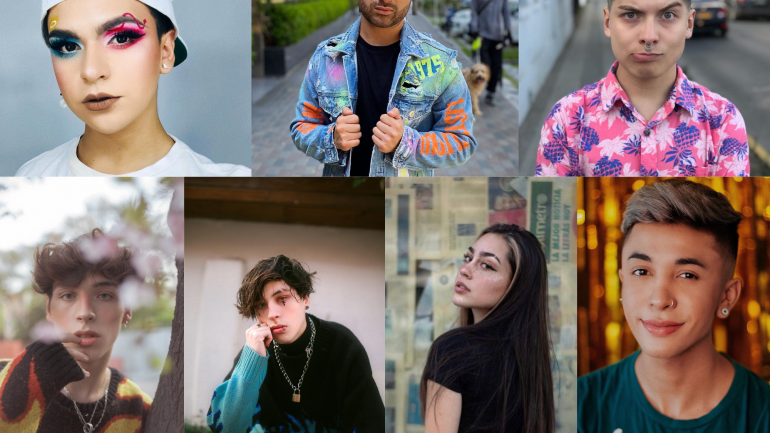 Team Tok Chile: conoce a los integrantes de la primera casa de influencers