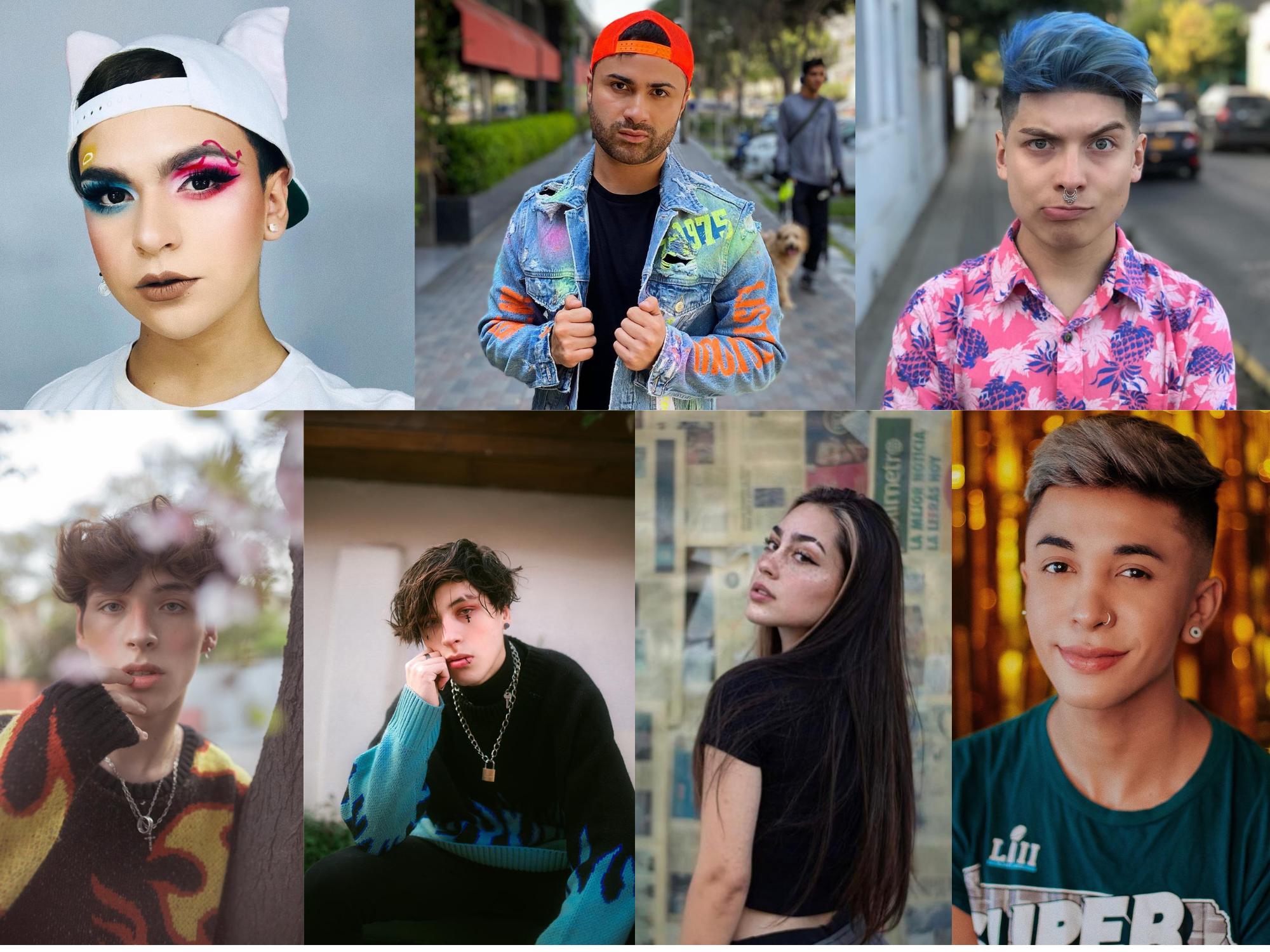 Team Tok Chile: conoce a los integrantes de la primera casa de influencers