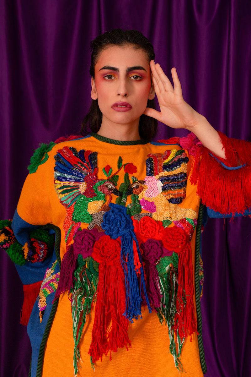 La campaña de Cora Slow, una de las marcas presentes en VisteLaCalle Catwalk 2019