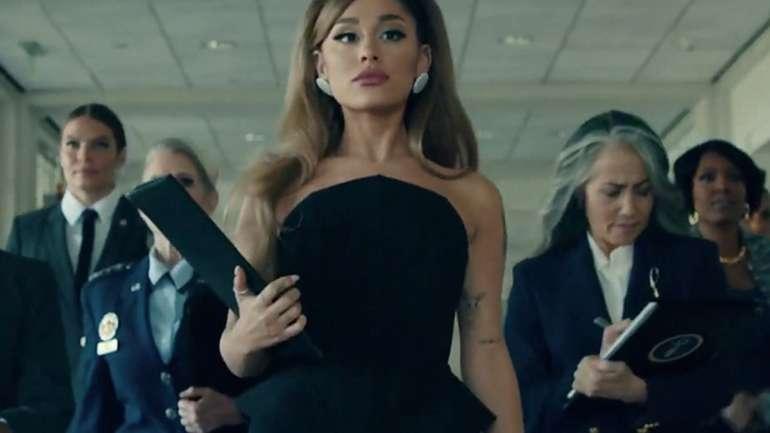 """""""Positions"""": Todos los looks girlpower del nuevo videoclip de Ariana Grande"""