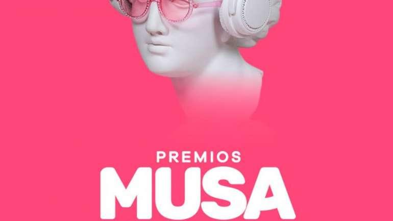 Los nominados a la primera versión de los premios Musa