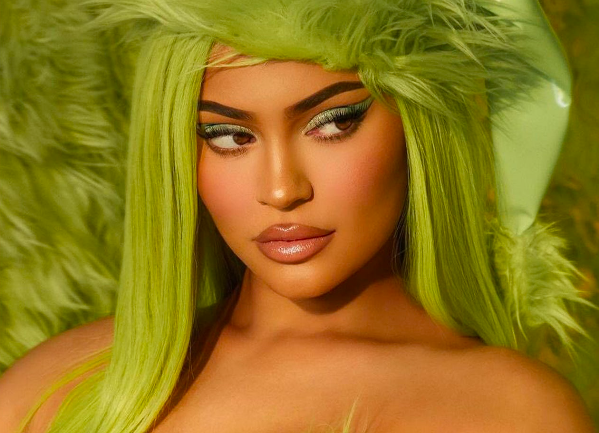 Kylie Cosmetics X The Grinch