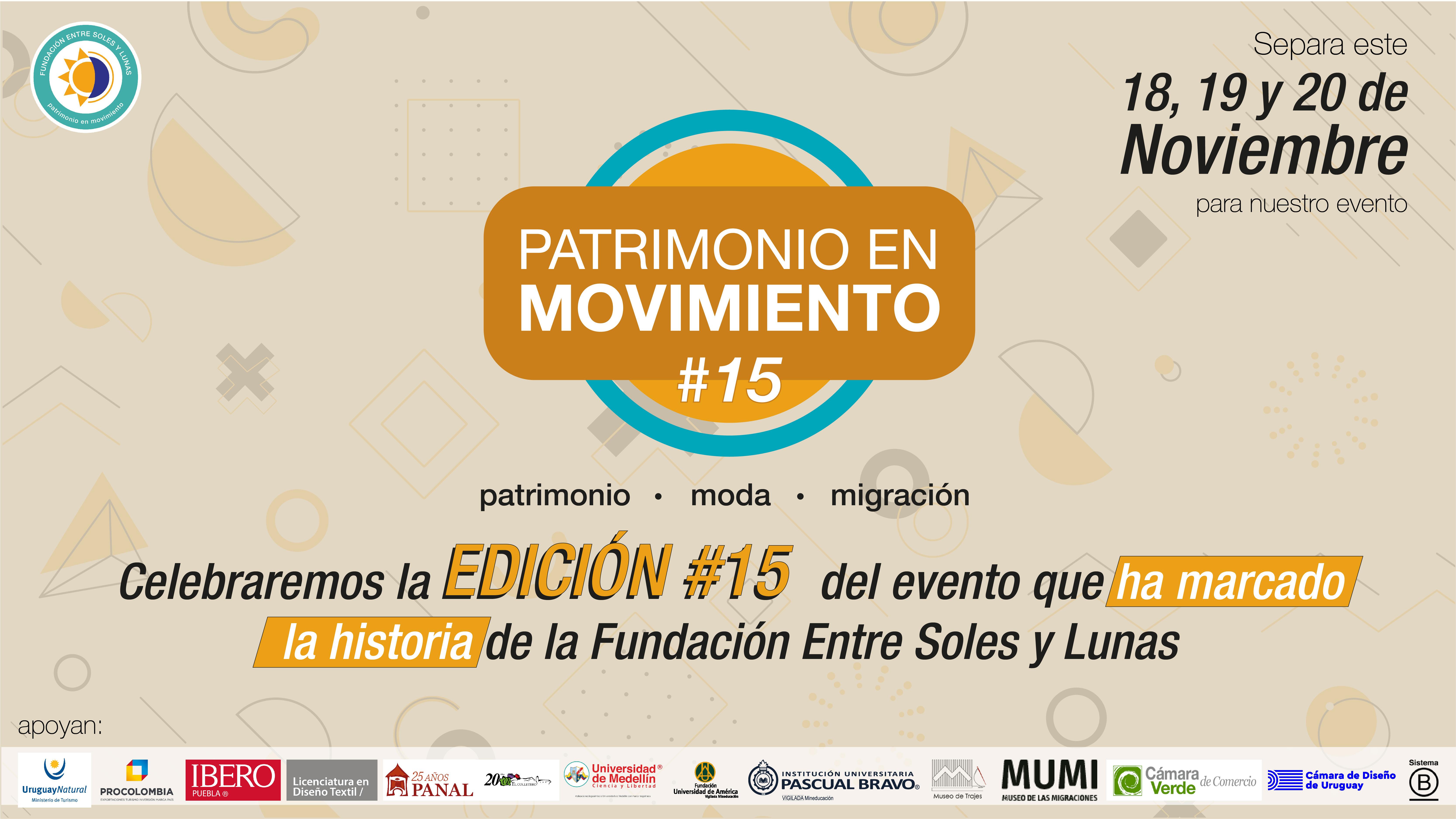 La Fundación Entre Soles y Lunas celebrará una nueva edición de Patrimonio en Movimiento