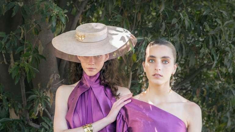 Impressions, la nueva colección de la diseñadora chilena Lorenza Bas