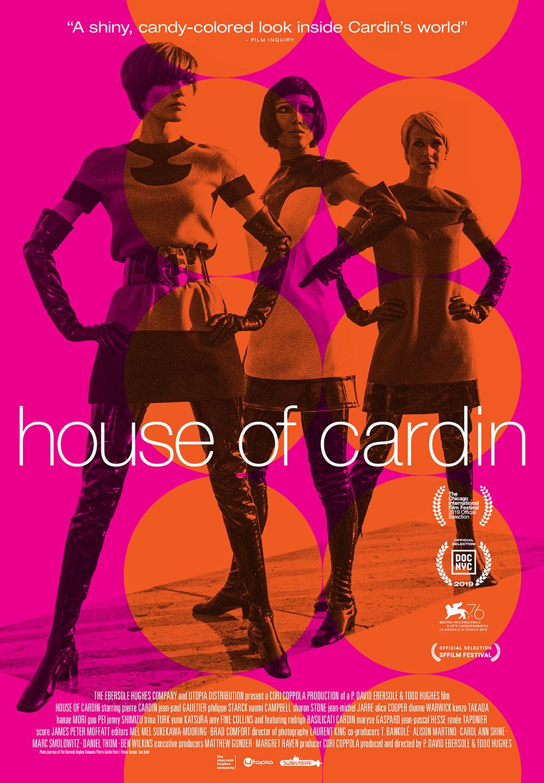 House of Cardin, el documental definitivo sobre el icono de la moda, Pierre Cardin