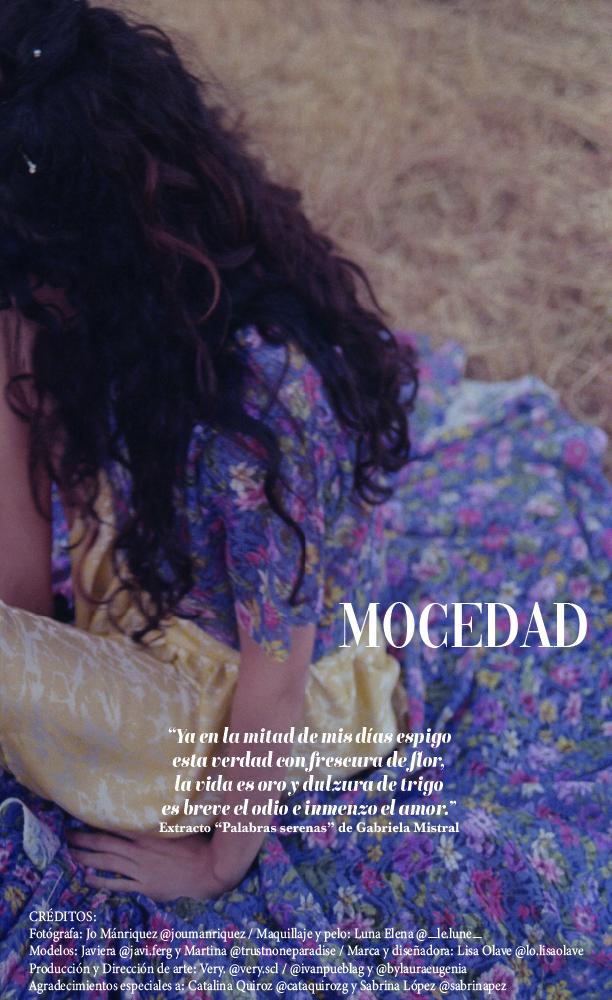 Mocedad, una nueva editorial chilena