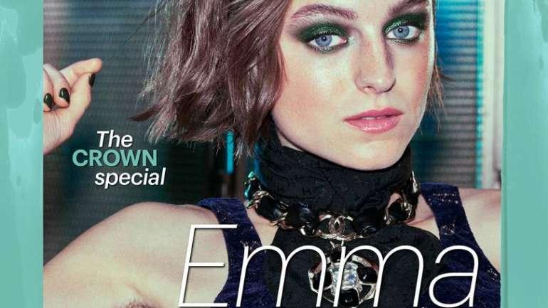 Emma Corrin, nace un talento