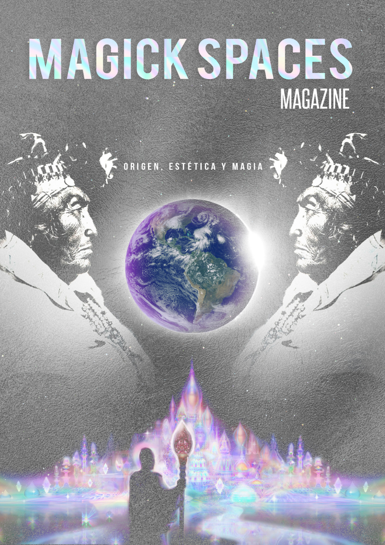 Conoce la primera edición de Magick Spaces Magazine