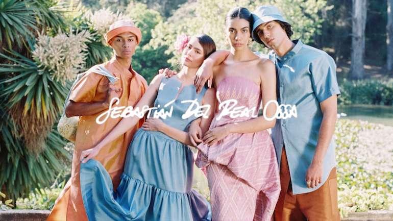 """""""Thai♥U"""", la colección P/V 2021 de Sebastián del Real Ossa"""
