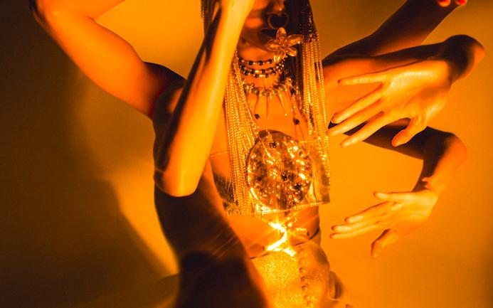 #RevisteLaCalle12: desde Panamá la producción de moda 'Supercúmulo Laniakea'