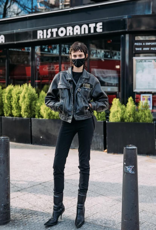 Lo mejor del street style del Haute Couture en Paris 2021