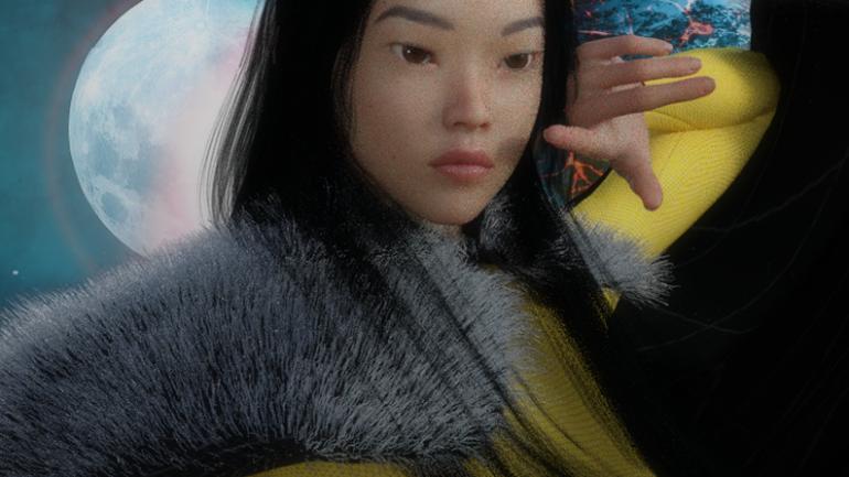 Razas extraterrestre y moda universal, por Sixto Paz e ilustraciones de @abrilconbe