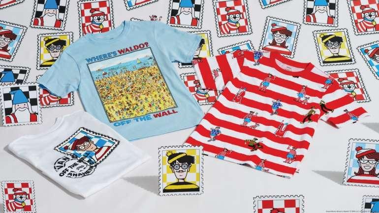Vans x Where's Waldo