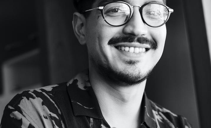 Jóvenes talentos: entrevista al maquillador Julio Olguín