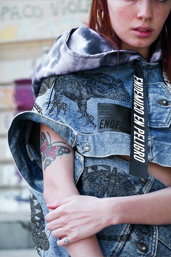 Manuela Calera nos presenta la primera colección de su marca ENDE