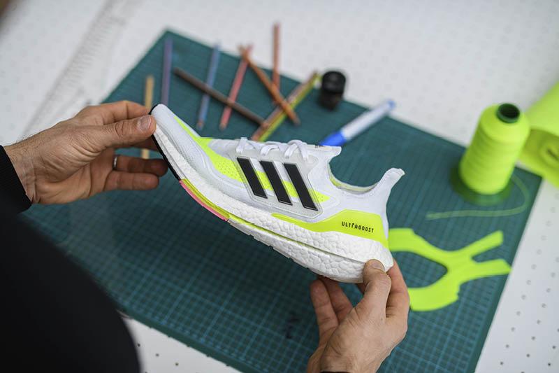 adidas Chile anuncia la llegada de Ultraboost 21, una zapatilla sin precedentes para los amantes del running