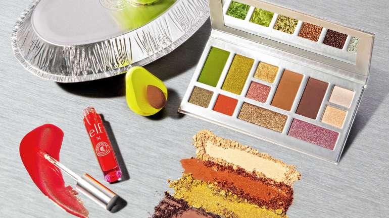 E.l.f x Chipotle: la línea que mezcla el maquillaje y la comida
