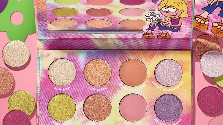 ColourPop lanza línea de maquillaje inspirada en Lizzie McGuire