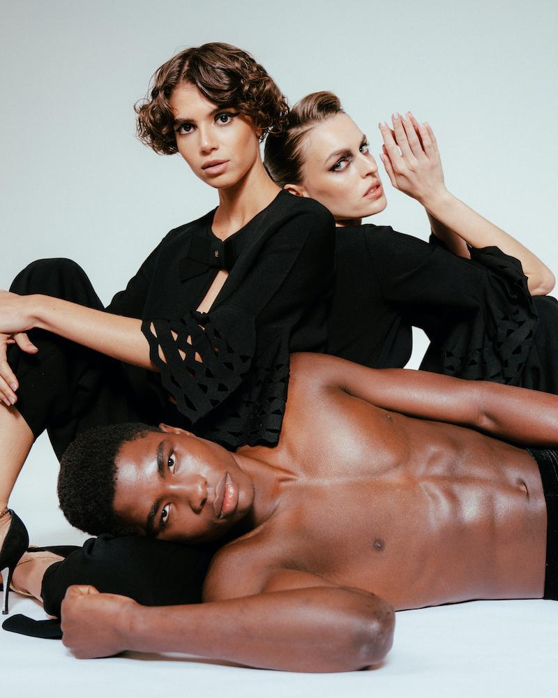 """""""Desire, Power and fashion"""" , una nueva editorial del chileno Matías Montenegro"""