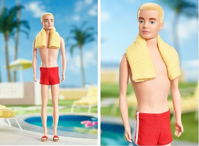 El aniversario de Ken, el muñeco más famoso del mundo
