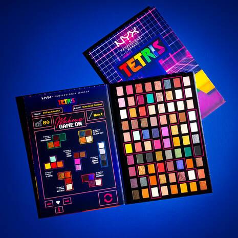 NYX X Tetris