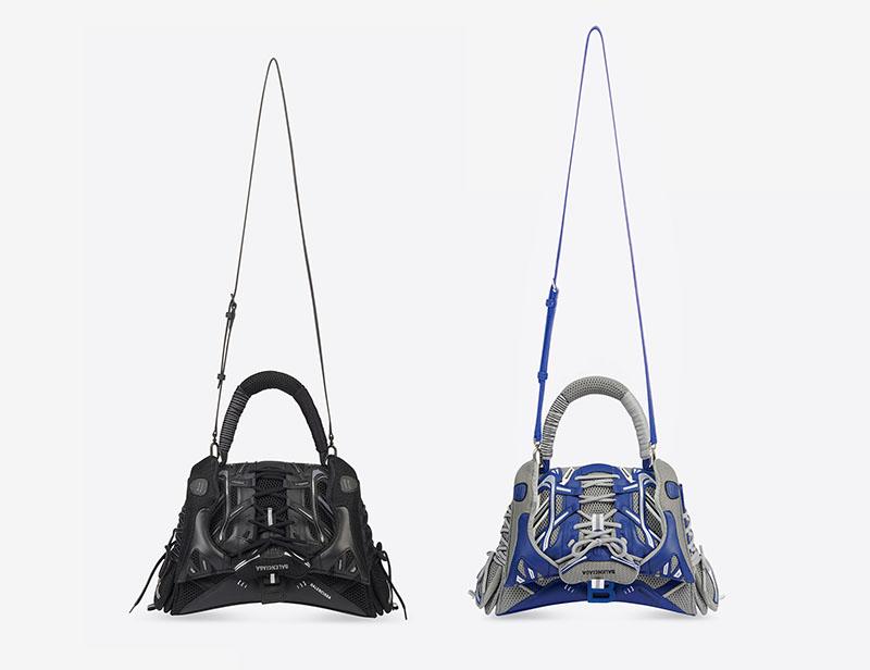 Balenciaga crea un bolso inspirado en las track sneaker